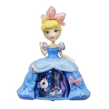 Мини-кукла Princess Hasbro в платье с волшебной юбкой Аврора B8965EU40