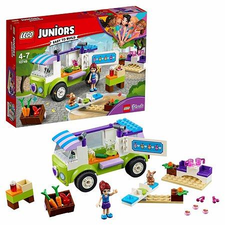 Конструктор LEGO Рынок органических продуктов Juniors (10749)