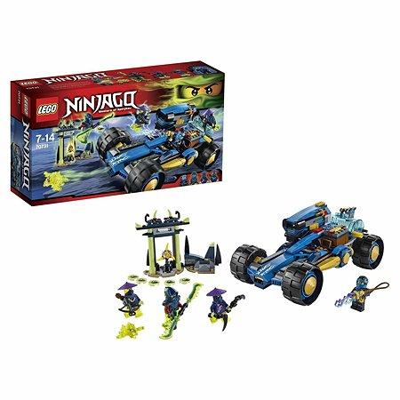 Конструктор LEGO Ninjago Шагоход Джея (70731)