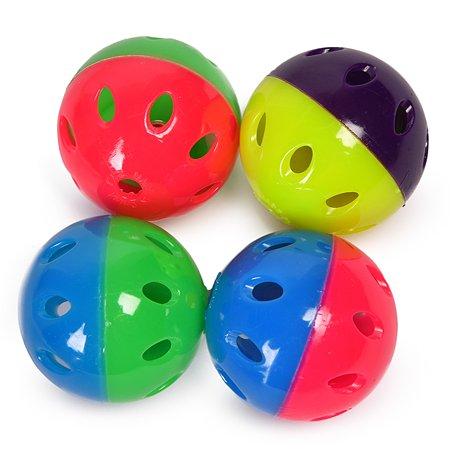 Игрушка для кошек Nobby Мяч с бубенчиком в ассортименте 71908