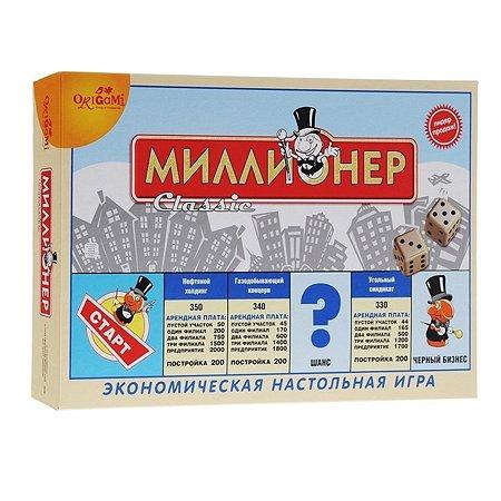 Настольная игра ASTREL Фан-Гейм Миллионер Классик Подарочный
