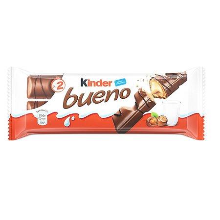 Батончик Kinder Буэно шоколадный  43 г