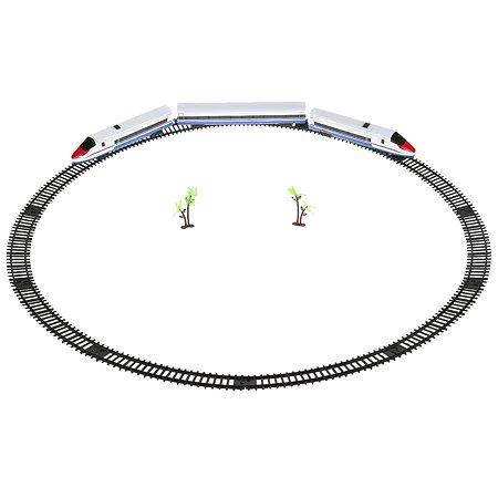Игрушка Играем вместе Железная дорога 298236