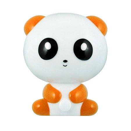 Ночник СТАРТ Панда (оранжевый)
