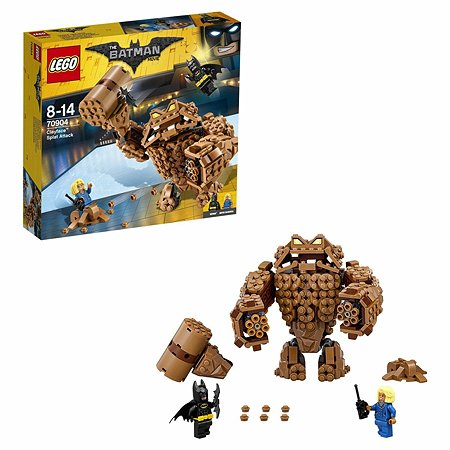 Конструктор LEGO Batman Movie Атака Глиноликого (70904)