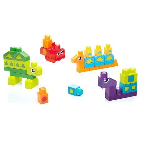 Конструктор Mega Bloks Разные формы