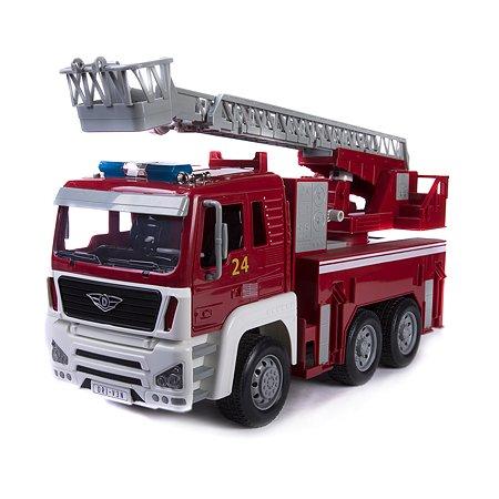 Пожарная машина Battat с краном (свет/звук)