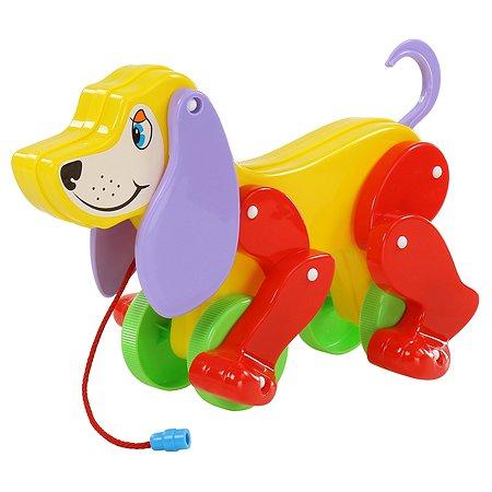 Собака-каталка Полесье Боби