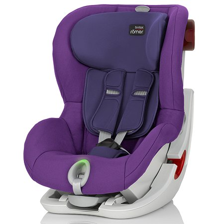 Автокресло Britax Roemer King II LS Mineral Purple