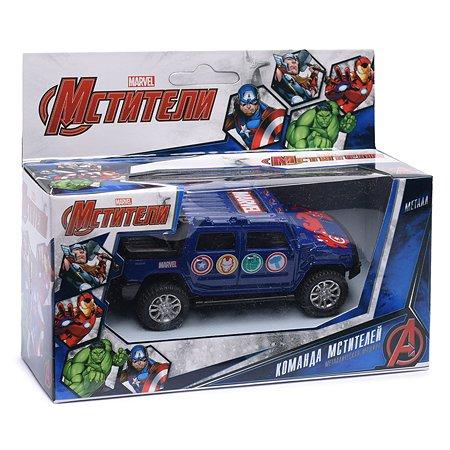 Машинка Autotime Avengers Marvel 1:36