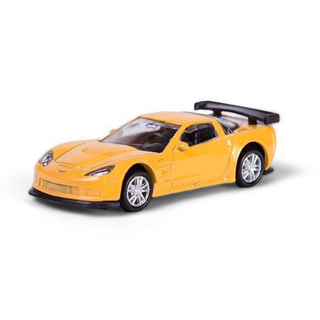 Машинка Mobicaro Chevrolet Corvette C6-R 1:64 в ассортименте