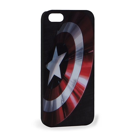 Чехол Disney для iPhone 5 Капитан Америка 2
