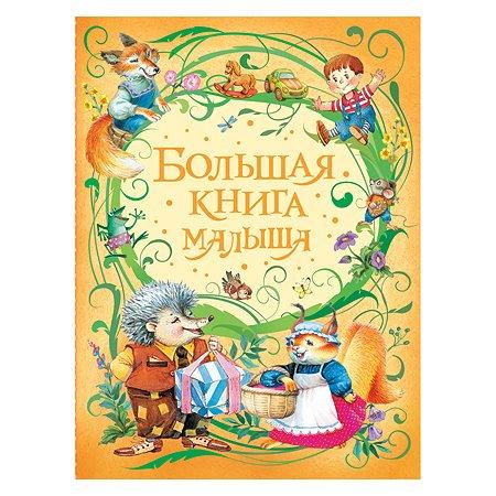 Книга Росмэн Большая книга малыша