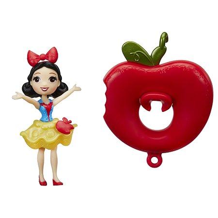 Мини-кукла Princess Hasbro плавающая на круге Белоснежка B8937EU40