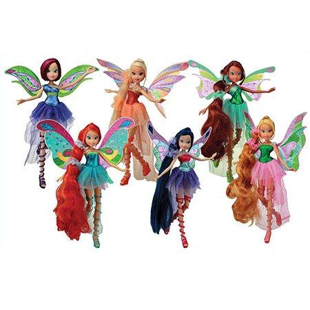 Кукла Winx Сила Гармоникс в ассортименте