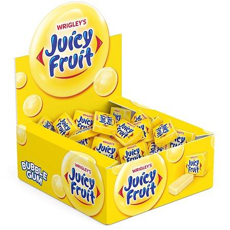 Резинка жевательная Juicy Fruit Chunk 4г