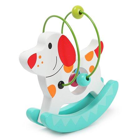 Игрушка развивающая BabyGo Собачка OC-19R1N0129