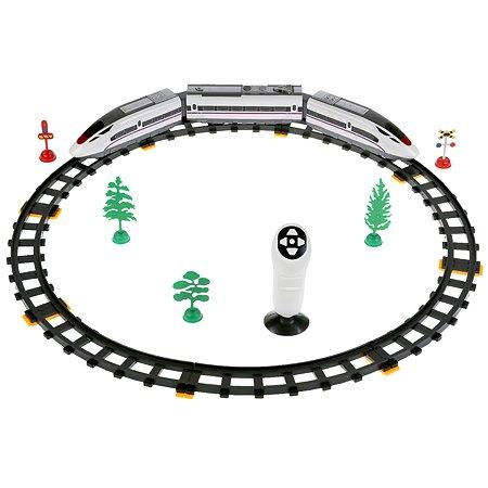 Игрушка Играем вместе Железная дорога ИкУ 297876