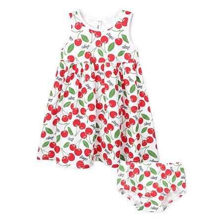 Комплект PlayToday платье + трусы