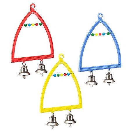 Качели для птиц Ferplast с колокольчиками в ассортименте PA4058