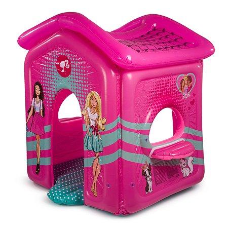 Домик Bestway Barbie надувной 93208