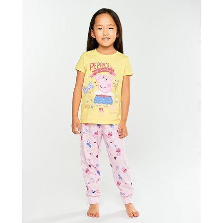 Пижама Peppa Pig футболка + брюки