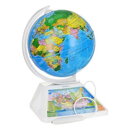 Игрушка интерактивная Oregon Scientific Глобус с голосовой поддержкой дополненная реальность SG268R