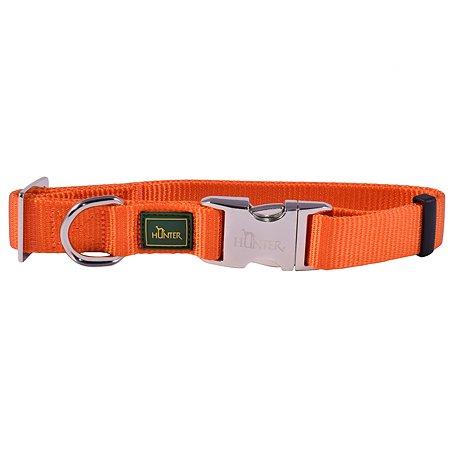 Ошейник для собак Hunter Alu-Strong L Оранжевый