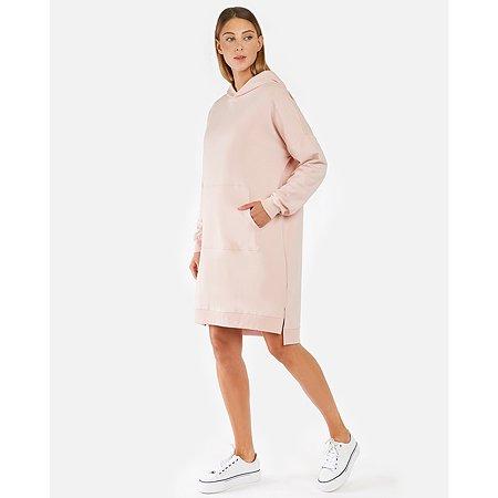 Платье для беременных Futurino Mama светло-розовое