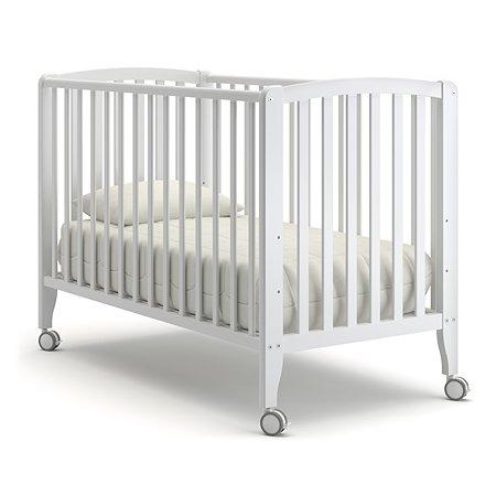 Кровать Гандылян Бьянка Белая