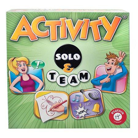 Игра настольная Piatnik Activity Соло и команды 714177