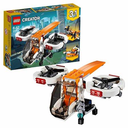 Конструктор LEGO Дрон-разведчик Creator (31071)
