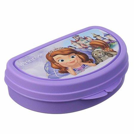 Бутербродница IDEA Disney Софья(лиловый)