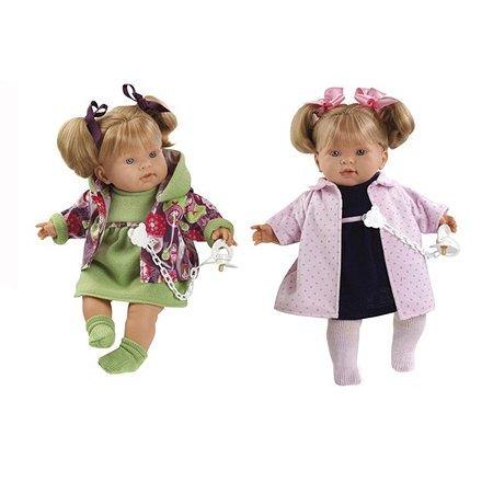 Кукла Llorens Берта 42 см в ассортименте