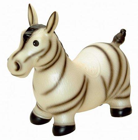 Зебра-попрыгун Wujiang Chuangyuan Toys надувная