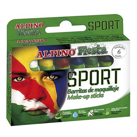 Детский аквагрим ALPINO Спорт