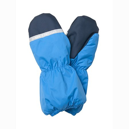 Рукавицы snow Kerry голубые