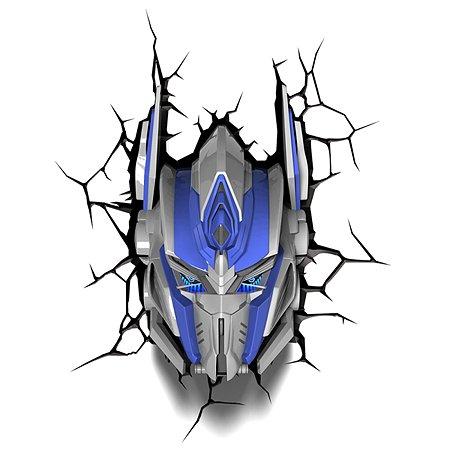Светильник 3D 3DLightFx TRNSFM Optimus Prime Mask