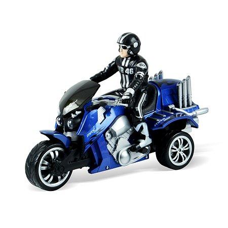 Трицикл р/у Mioshi Экстрим 28 см(синий)