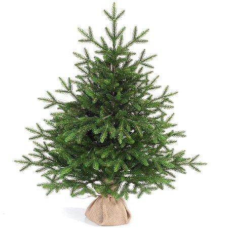 Ель искусственная Царь елка Ева 45см
