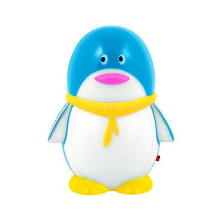Ночник СТАРТ Пингвин (голубой)