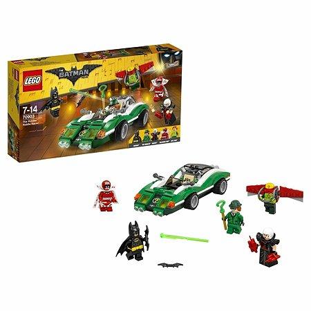 Конструктор LEGO Batman Movie Гоночный автомобиль Загадочника (70903)