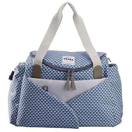 Сумка для мамы BEABA Changing Bag Sydney II Blue