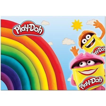 Подкладка на стол Академия Холдинг А4 Play Doh