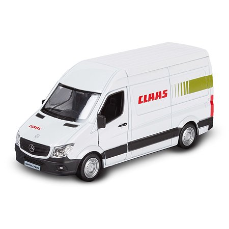 Фургон Mobicaro Mercedes Benz Sprinter Claas 1:32