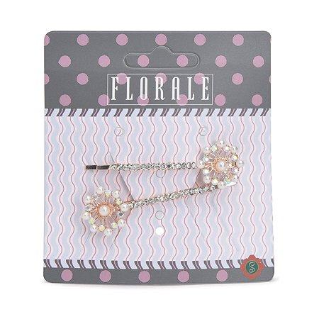 Набор заколок Florale для девочки (DNZ7-02)