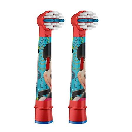Насадки для электрических зубных щеток Oral-B Микки-Маус 2шт