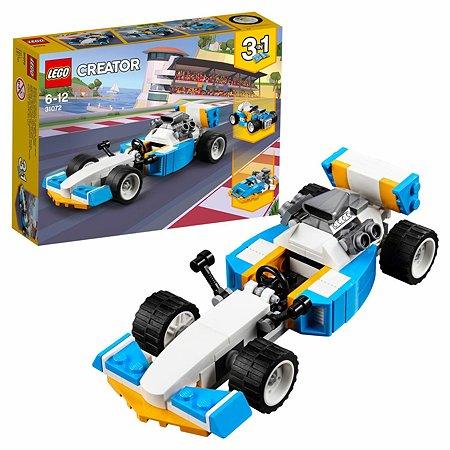 Конструктор LEGO Экстремальные гонки Creator (31072)