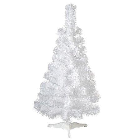Ель искусственная Царь елка Маг 90см белая