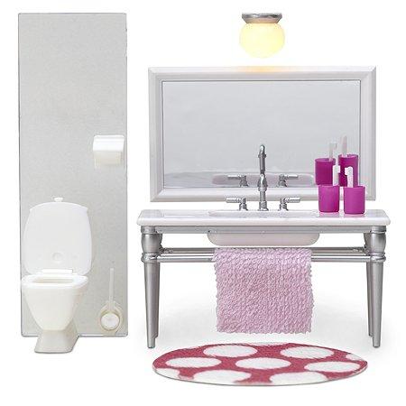Мебель для домика Lundby Смоланд Ванная 11предметов LB_60208700